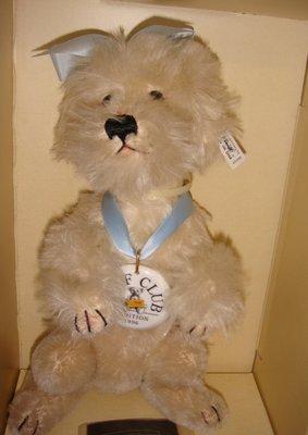 STEIFF 1996 CLUB系列2: Poodle 1931/非SNOOPY,KITTY,芭比