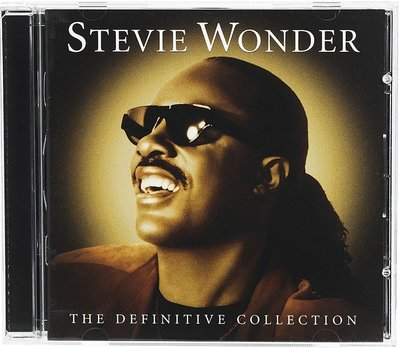 歐版2CD《史提夫汪達》輝煌騰達全紀錄 /Stevie Wonder - The Definitive Collecti