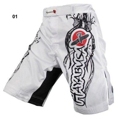 MMA短褲UFC自由搏擊格鬥泰拳訓練褲拳擊健身房專業武術比賽散打服-2388