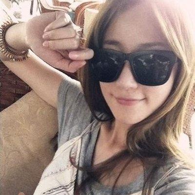 韓國直送 批發 時尚明星名媛款 大方框 太陽眼鏡墨鏡 眼鏡 平光 非來星星的你 ASHA【RG307】