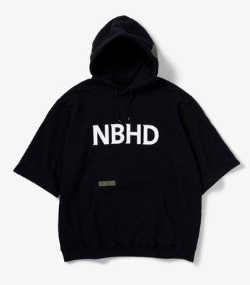 【日貨代購CITY】2019AW NEIGHBORHOOD CREW/C-HOODED.3Q LOGO 帽T 現貨