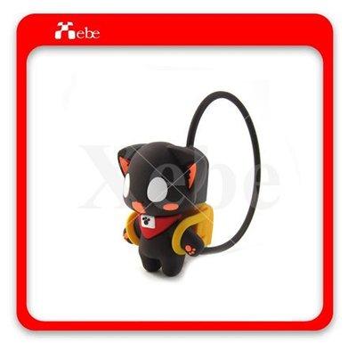 九藏喵國王8G隨身碟(書包款) - 造型隨身碟 貓咪隨身碟 各式客製化造型禮贈品