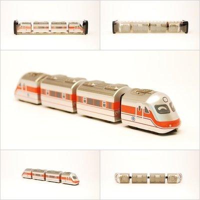 TRAIL 鐵支路 Q版迴力小列車 台鐵 E1000PP 自強號 QV001T1