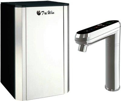 安心淨水 TPCCH-689 旗艦款 觸控式檯下飲水機 無壓式櫥下型冰冷熱三溫 飲水機 含RO或三道淨水器 EVERPURE H104