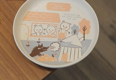 7-11 Shinzi Katoh 加藤真治 Once Upon A Time 童話連篇 佐餐之童話 -- 三隻小豬碟