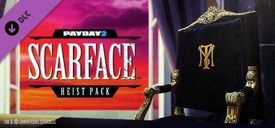 STEAM PAYDAY 2 : Scarface Heist DLC 劫薪日2 : 疤面煞星 搶案