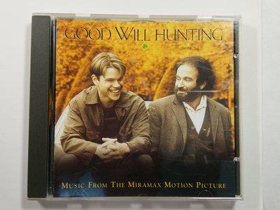 CD/BE10 / 電影原聲帶 / 心靈捕手 Good Will Hunting /非錄音帶卡帶非黑膠