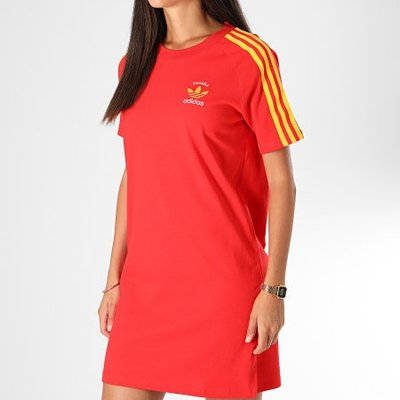 FOCA ADIDAS EURO CUP 連身洋裝 歐洲國家杯 紅 西班牙隊 gp1912 世界盃