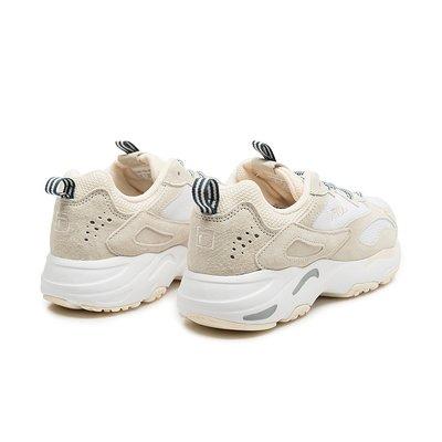 (A.B.E)FILA RAY TRACER F1-1183 BEG F1-1181 BLK F1-1253 WGN 男女潮鞋 三色