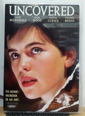 ╭☆影碴館☆╮**美版一區DVD~UNCOVERED~**(決戰異世界系列女主角~凱特貝琴薩~裸露作品)