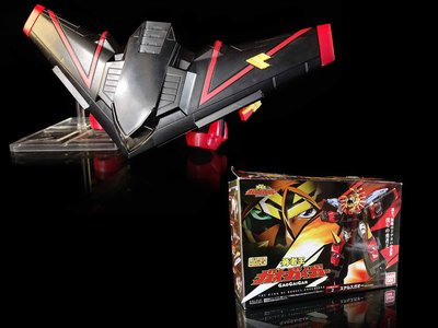 A-55 櫃 現狀品 : SUPER MINIPLA 勇者王 2號 STEAL TH GAO 富貴玩具店