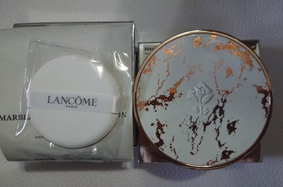全新LANCOME 蘭蔻 超極光精華水粉霜 (粉蕊+粉盒) 拉花氣墊