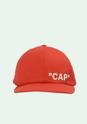 OFF WHITE Cap 棒球帽