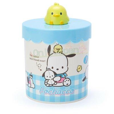 【唯愛 】4901610081839 小物收納罐-PC小雞AEV 帕洽狗 pc狗 飾品盒 收納盒 收納罐 置物罐