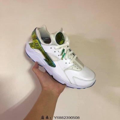 """全新正品Air Huarache Run Prm Qs """"nice Kicks Lowrider"""" 853940 441 武士鞋"""