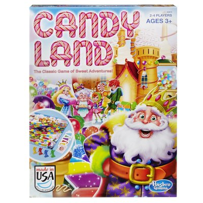 Candy Land Classic Board Game 糖果樂園棋