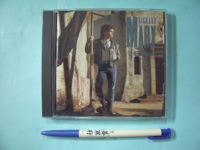【姜軍府影音館】《REPEAT OFFENDER RICHARD MARX CD》RIGHT HERE WAITING
