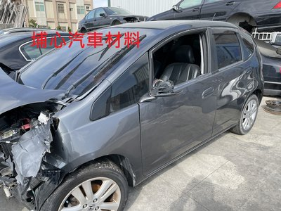 埔心汽車材料 報廢車 HONDA 本田 FIT 2010 零件車 拆賣