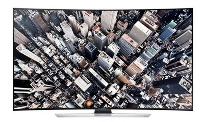 [家事達] SAMSUNG 三星(UA78HU9000) 78吋 4K曲面LED 液晶電視 特價 台中市