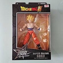 Dragon Ball Super Dragon Stars Super Saiyan Goku [Battle Damaged Ver.]