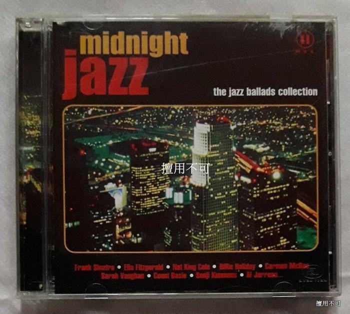 Midnight Jazz 午夜爵士 the jazz ballads collection 爵士情歌合輯