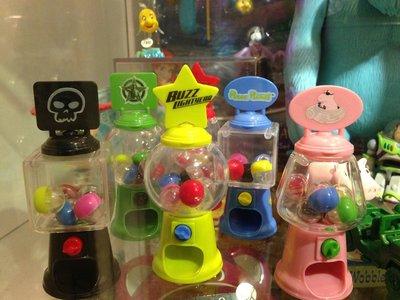 ☆e-koi 衣♥戀 ♪~日本雜貨 TAKARA TOMY 玩具總動員迷你扭蛋機 轉蛋 扭蛋 Part2 共6款(現貨)