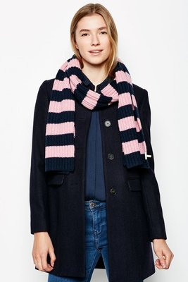 MISHIANA 英國品牌JACK WILLS UNDERBARROW STRIPE SCARF( 特價出售 )