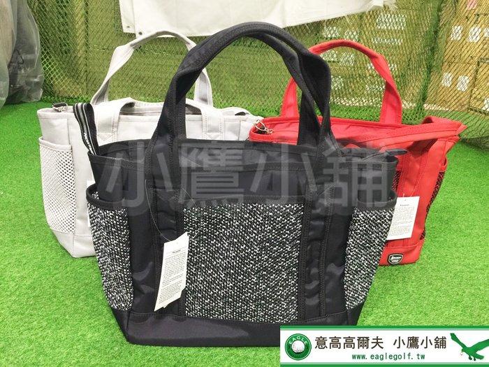 Dunlop SRIXON GOLF Tote GGF-B5504 高爾夫 托特包(小) 手提袋 置物袋 灰/黑/紅 共
