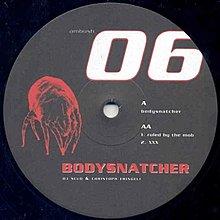[狗肉貓]_ DJ Scud & Christoph Fringeli_Bodysnatcher _ LP