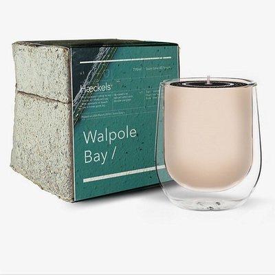 HAECKELS Walpole Bay 香氛蠟燭 蠟燭 270g 英國代購