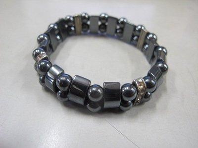 二手舖 NO.4005  磁石造型手鍊 手環 手珠 串珠 首飾飾品