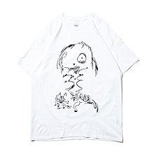 "[ LAB Taipei ] LOOSEJOINTS "" KENSEI TEE "" (White)"