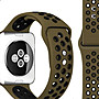新款Apple Watch 蘋果矽膠運動錶帶 3/4/5 42mm 44mm Sport Silicon 彩虹LGBTQ