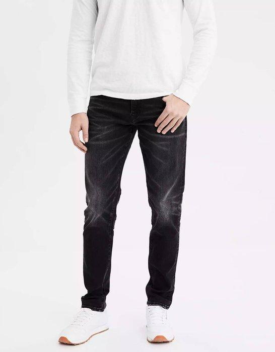 【現貨 29 30 42】AE 美國老鷹 經典運動型彈性牛仔褲 運動款式錐形牛仔褲 AMERICAN EAGLE
