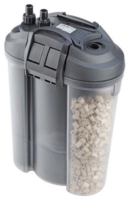 魚樂世界水族專賣店# 義大利製 伊登 外置圓桶過濾器 EDEN 521 800L/H 原廠保固三年