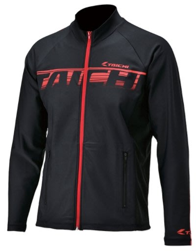 【亞駒部品】日本RS TAICHI RSU295 COOL RIDE ZIP INNER JACKET 紅 €全新正品
