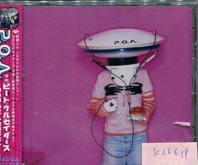 *真音樂* POA / POP ON ARRIVAL 日版 二手 K26619