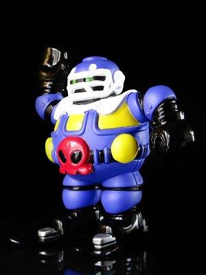D-14 櫃 現狀品 : UNDO BAT 蝙蝠安渡機器人 小雙俠 救難小英雄 ZENDERMAN 天富玩具店
