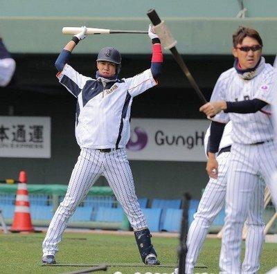 貳拾肆棒球-日本帶回日職棒國家代表侍JAPAN球員版短袖風衣/Mizuno pro/WBC專用O