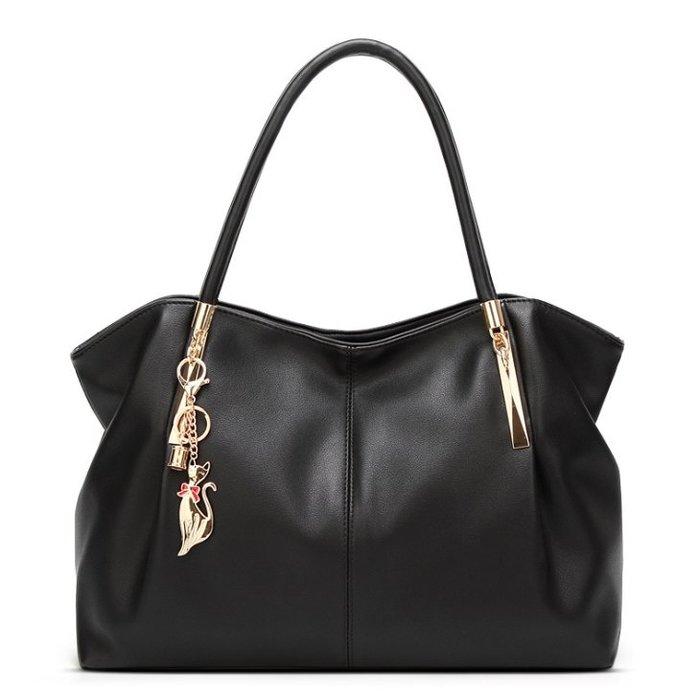 春季新款時尚歐美女包單肩包斜挎手提女士包包大容量