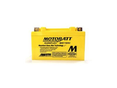 MOTOBATT AGM 強效型機車啟動電池 - MBTX7ABS