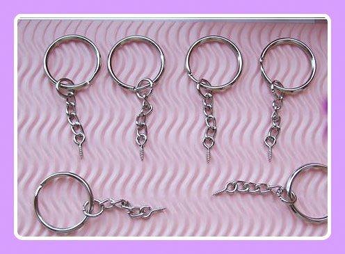 鑰匙圈+羊眼釘50個100元 +7.5x10.5CM燙金紗袋10個/40元+20x30CM素紗袋10個/120元+33