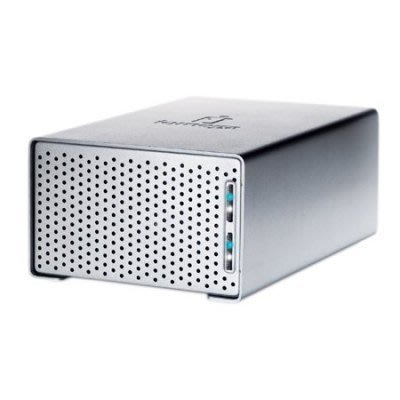 iomega RS-M2BH 雙層RAID盒1394B+USB2+eSATA Oxford FireWire800 火線