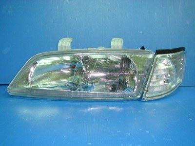 小亞車燈改裝※全新 日產 P11 霹靂馬 97 歐規 大燈 一顆 2400 另售角燈 450 一顆DEPO製