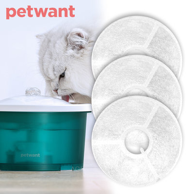 PETWANT MINI寵物貓咪循環活水機【專用濾心】W3-2