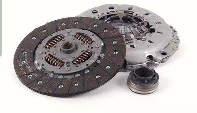 AUDI A4 B7 QUATTRO 2.0TQ 手排離合器組/離合器3寶 歐洲產
