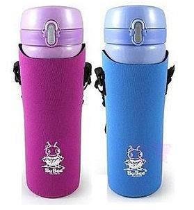 三光 小蟻布比 藍芽 二層真空不銹鋼休閒杯 二色 350ML 保溫杯/ 保溫瓶 G-350EB 台南市