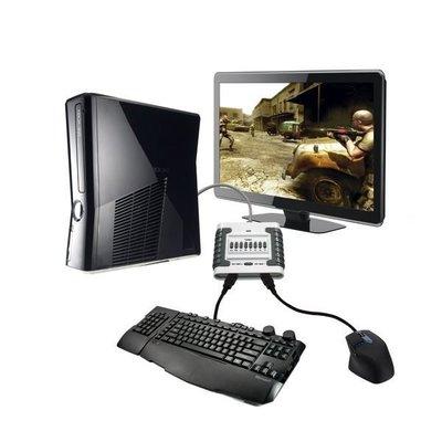 ※台北快貨※美國原裝 PlayStation 3 PS3 專用 Eagle Eye Converter 滑鼠和鍵盤轉接器 ** 3.0最新版