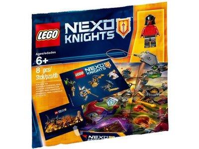 樂高 LEGO 未來騎士系列 (Nexo Knights) 單賣1包 全新未拆 5004388