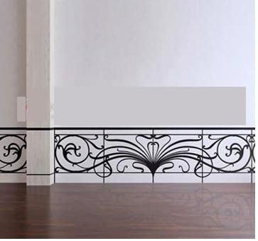 小妮子的家@巴洛克式欄杆03壁貼/牆貼貼/瓷磚貼/玻璃貼/汽車貼/家具貼
